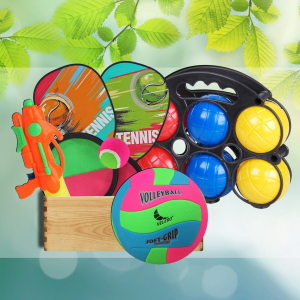 Outdoor Game Giftbox